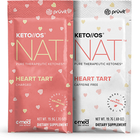 Keto OS MAX - Swiss Cacao - Ketones by Pruvit