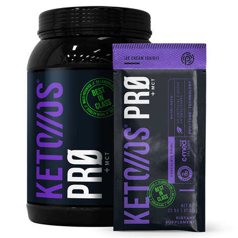 Keto Kreme - Powdered MCT and Collagen by Pruvit